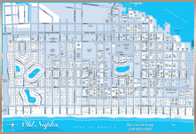Olde Naples Map